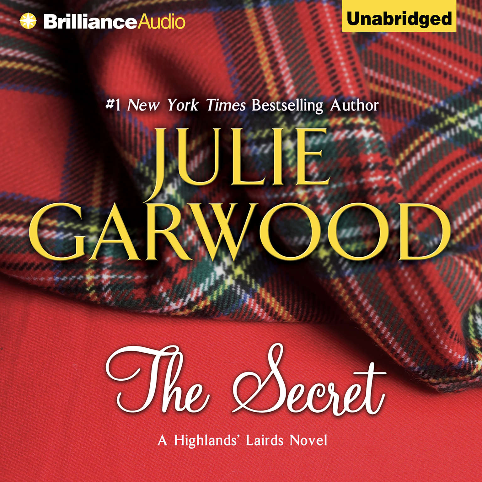 Printable The Secret Audiobook Cover Art