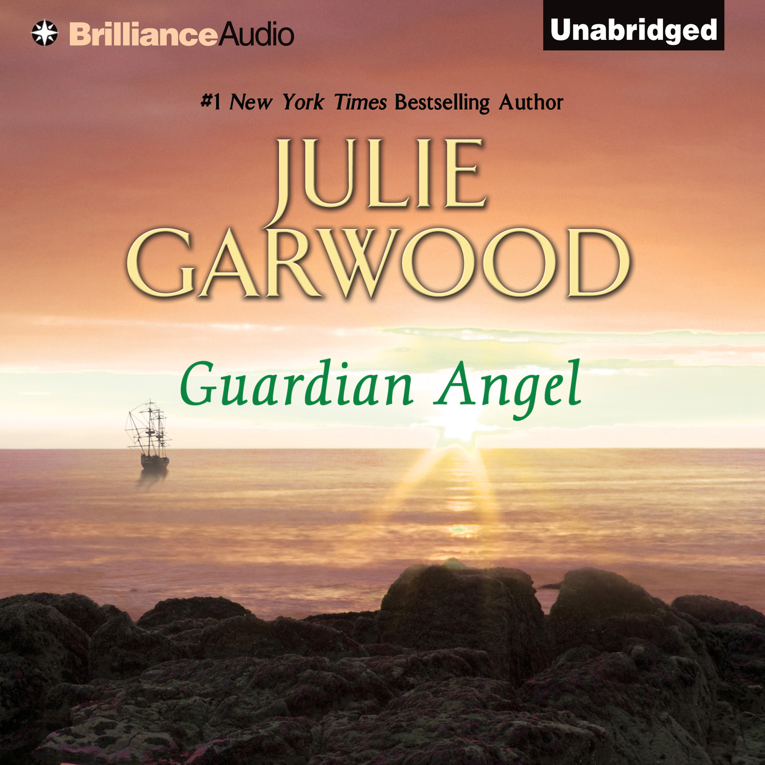 Printable Guardian Angel Audiobook Cover Art