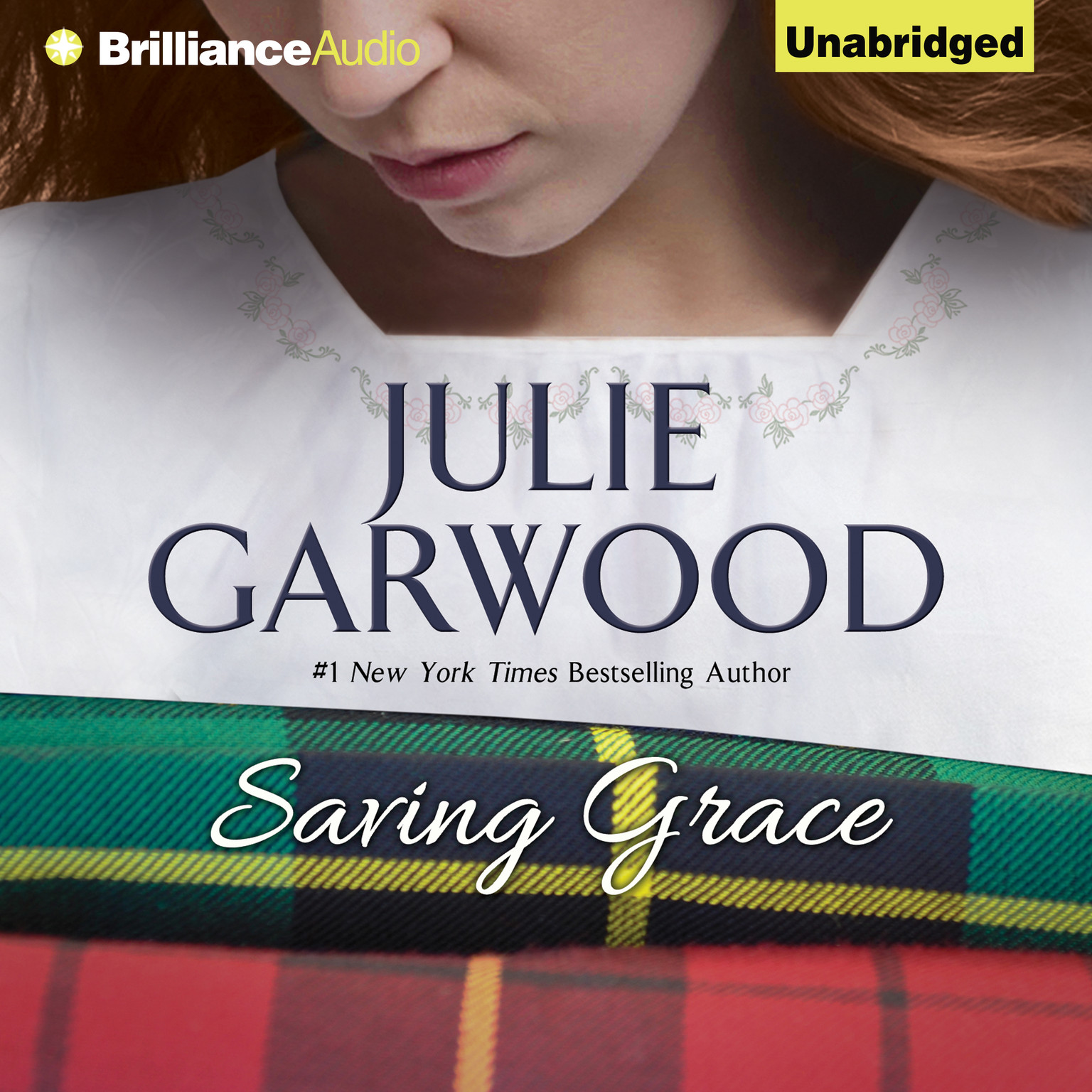 Printable Saving Grace Audiobook Cover Art