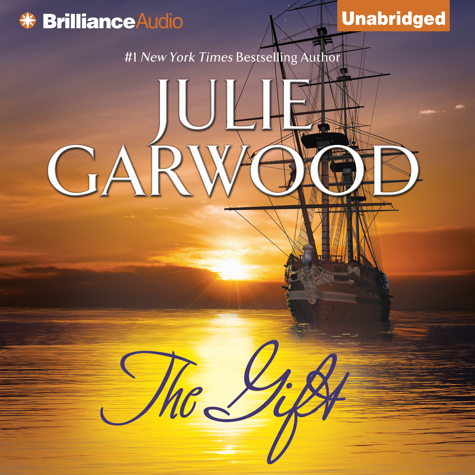 Printable The Gift Audiobook Cover Art