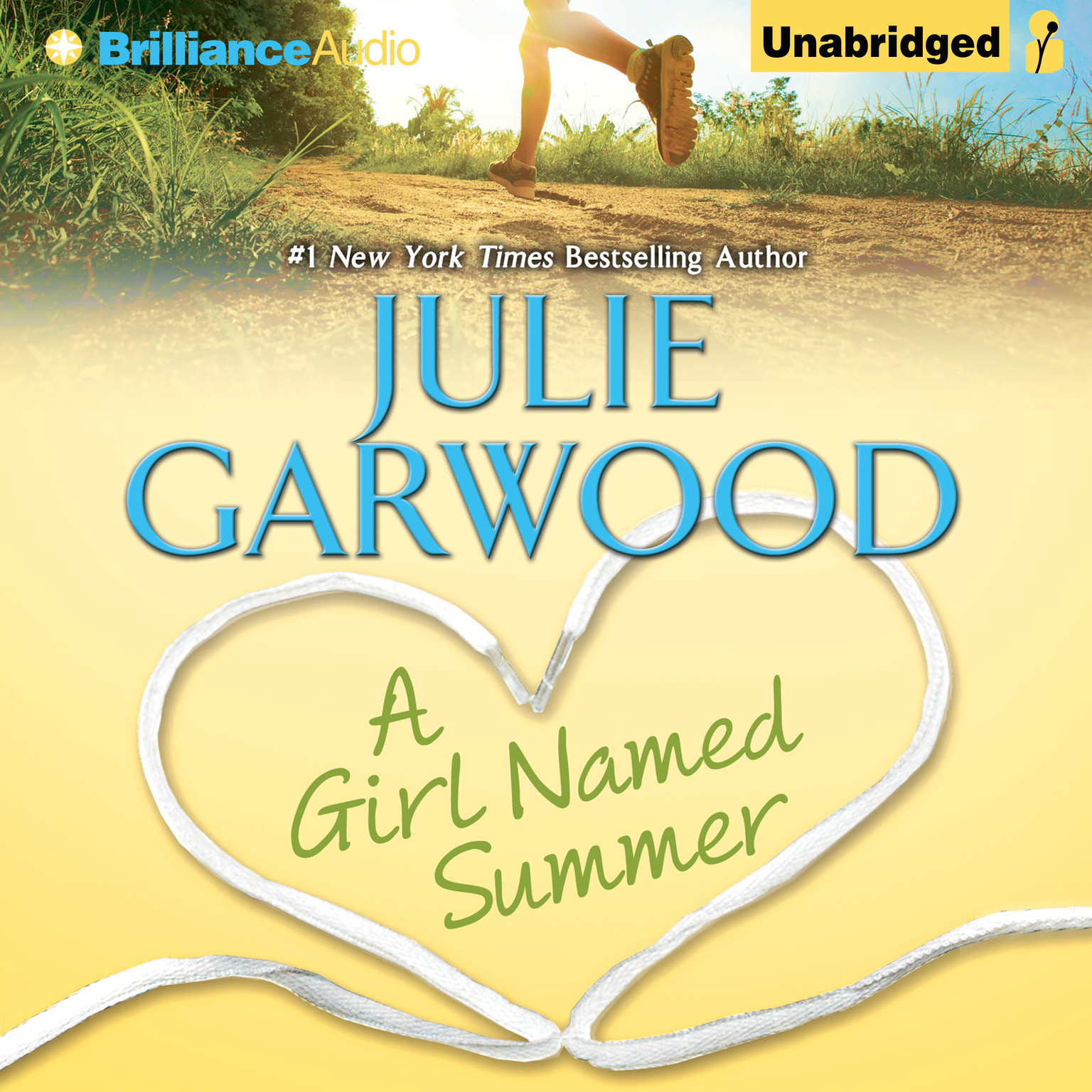 Printable A Girl Named Summer Audiobook Cover Art