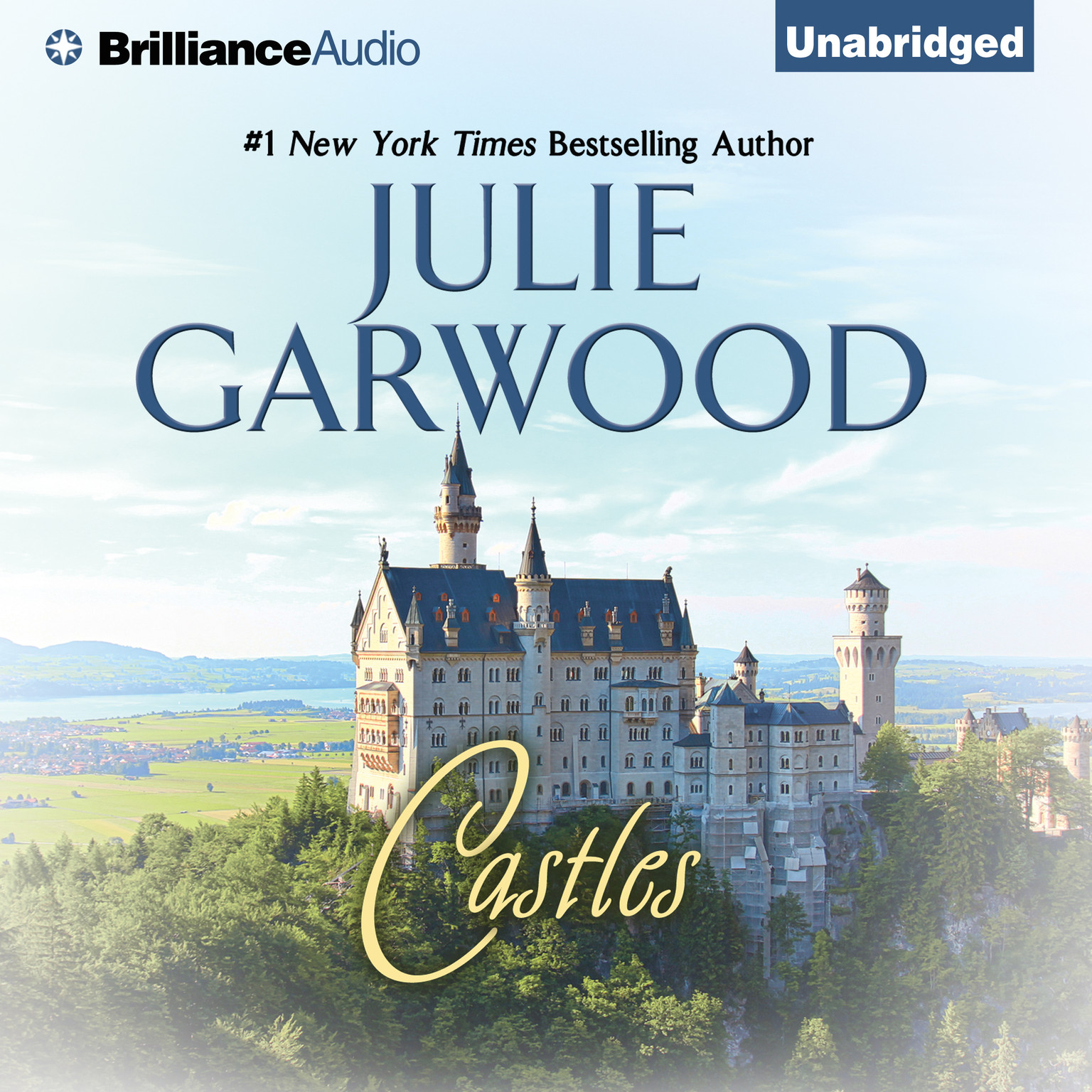 Printable Castles Audiobook Cover Art