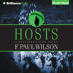 Hosts Audiobook, by F. Paul Wilson