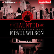 The Haunted Air Audiobook, by F. Paul Wilson