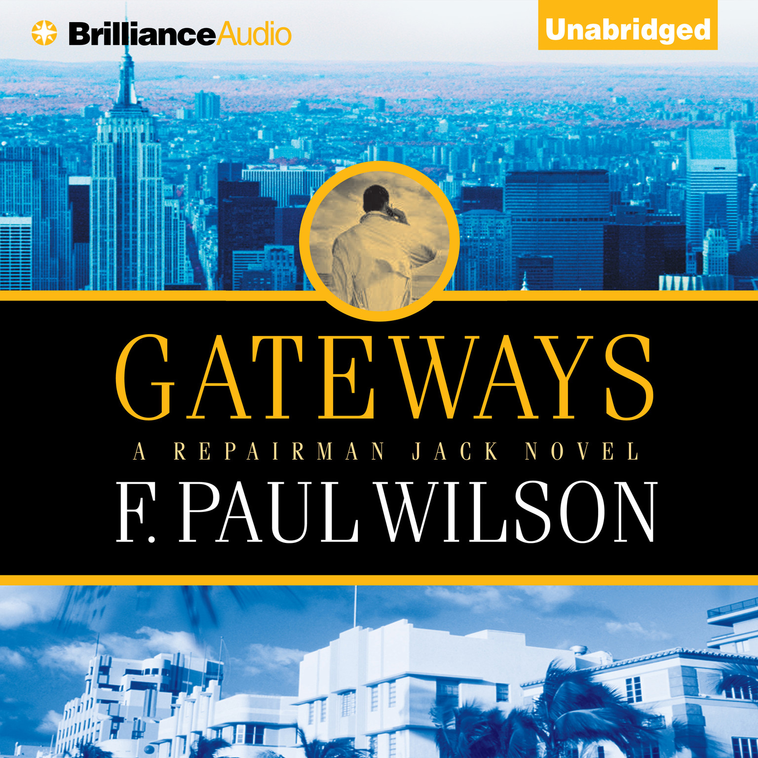 Printable Gateways Audiobook Cover Art
