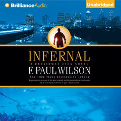 Infernal Audiobook, by F. Paul Wilson