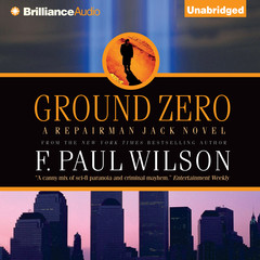 Ground Zero Audiobook, by F. Paul Wilson