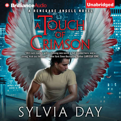 A Touch of Crimson Audiobook, by Sylvia Day
