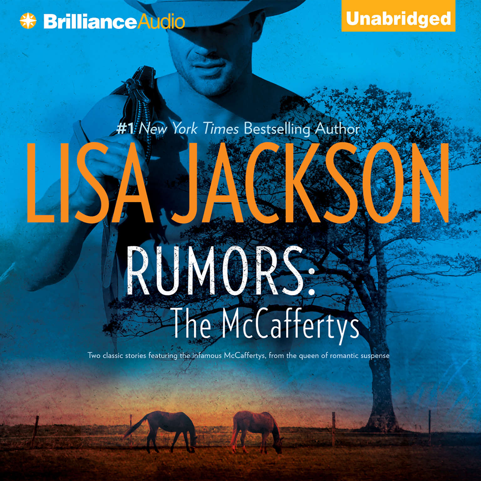 Printable Rumors Audiobook Cover Art