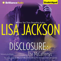 Disclosure Audiobook, by Lisa Jackson