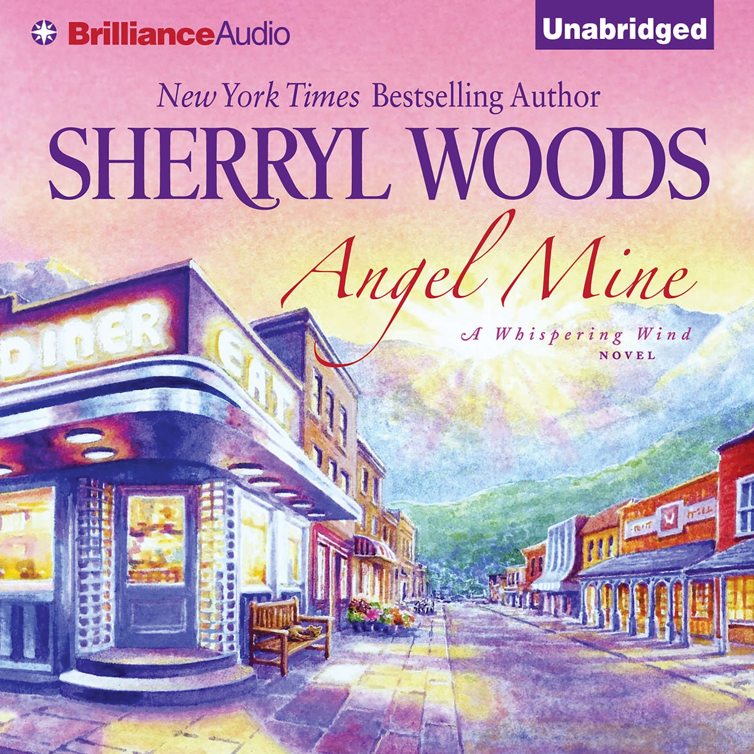 Printable Angel Mine Audiobook Cover Art