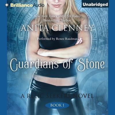 Guardians of Stone Audiobook, by Anita Clenney