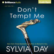 Dont Tempt Me Audiobook, by Sylvia Day