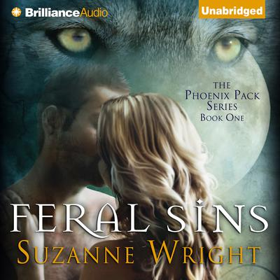 Feral Sins Audiobook, by Suzanne Wright