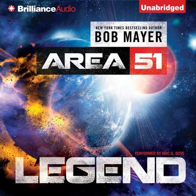 Legend Audiobook, by Bob Mayer