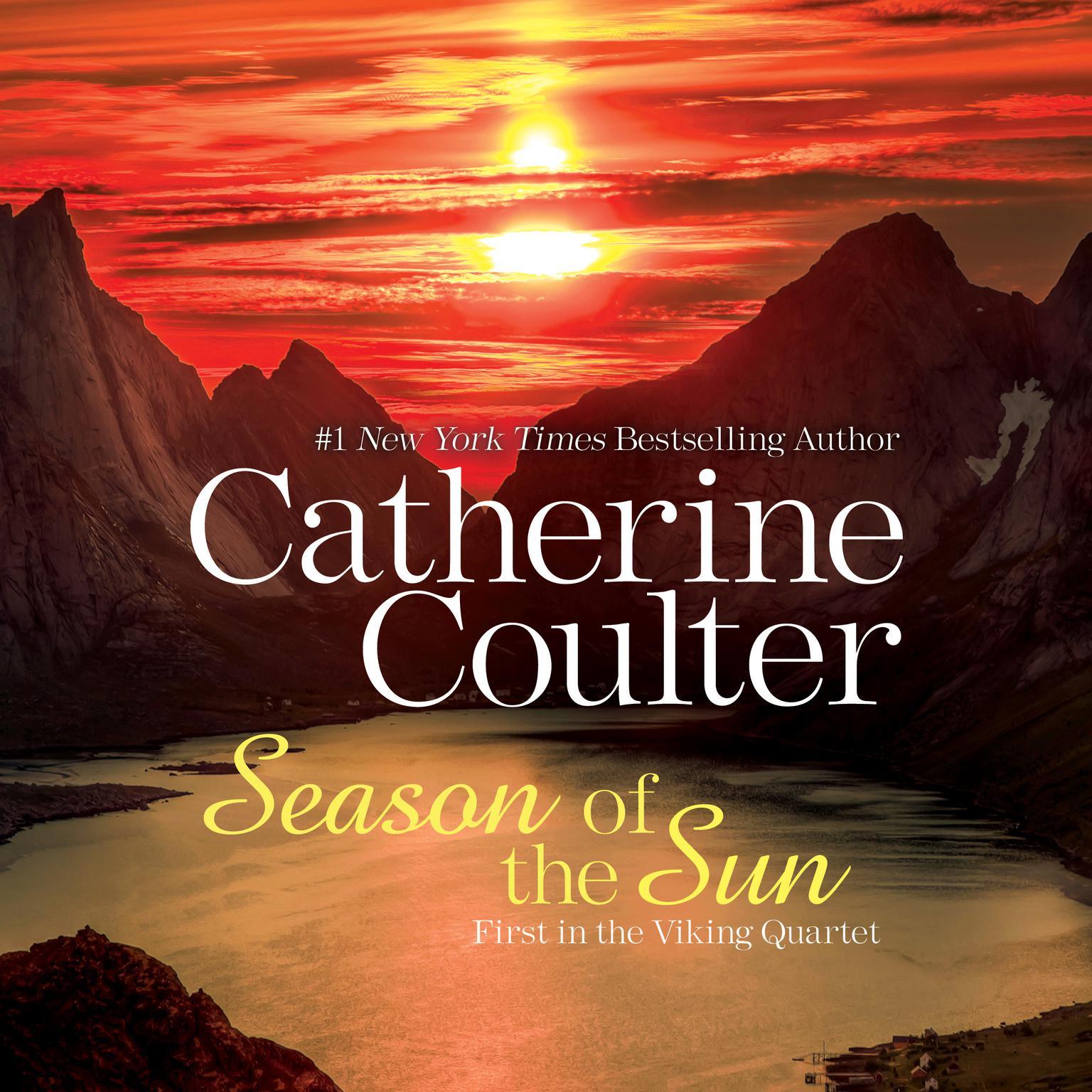 Printable Season of the Sun Audiobook Cover Art