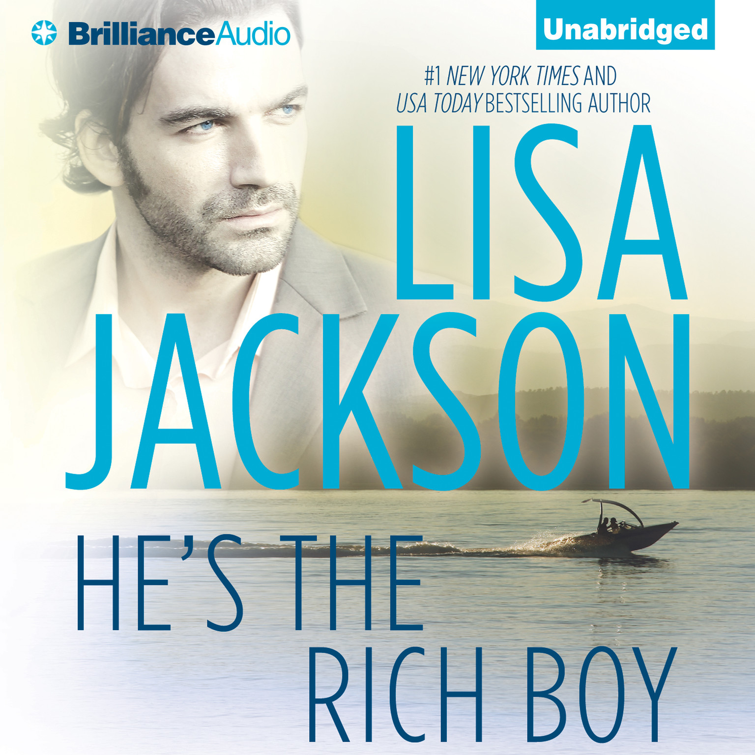 Printable He's the Rich Boy Audiobook Cover Art