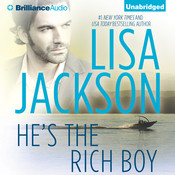 Hes the Rich Boy Audiobook, by Lisa Jackson