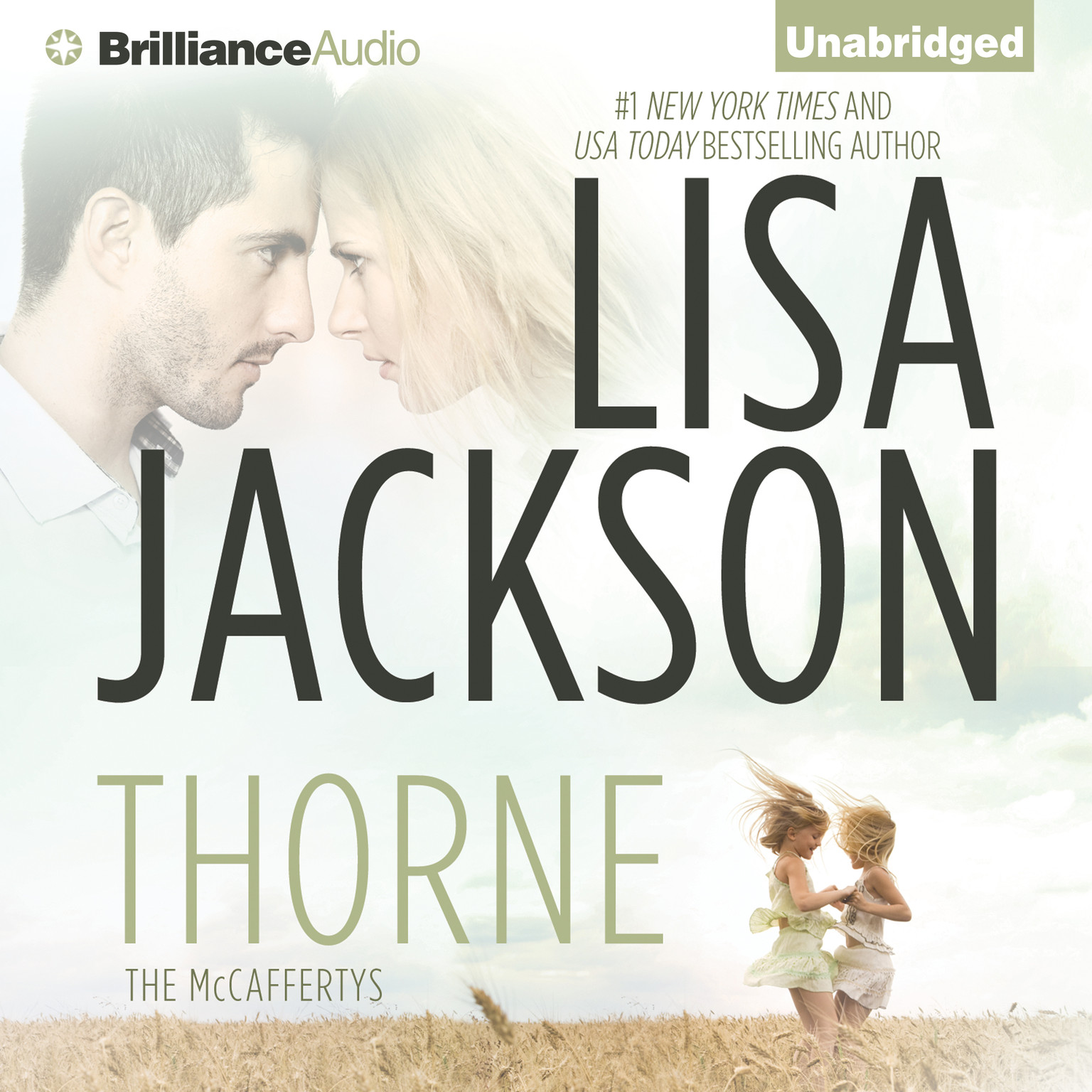 Printable Thorne Audiobook Cover Art