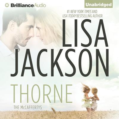 Thorne Audiobook, by Lisa Jackson