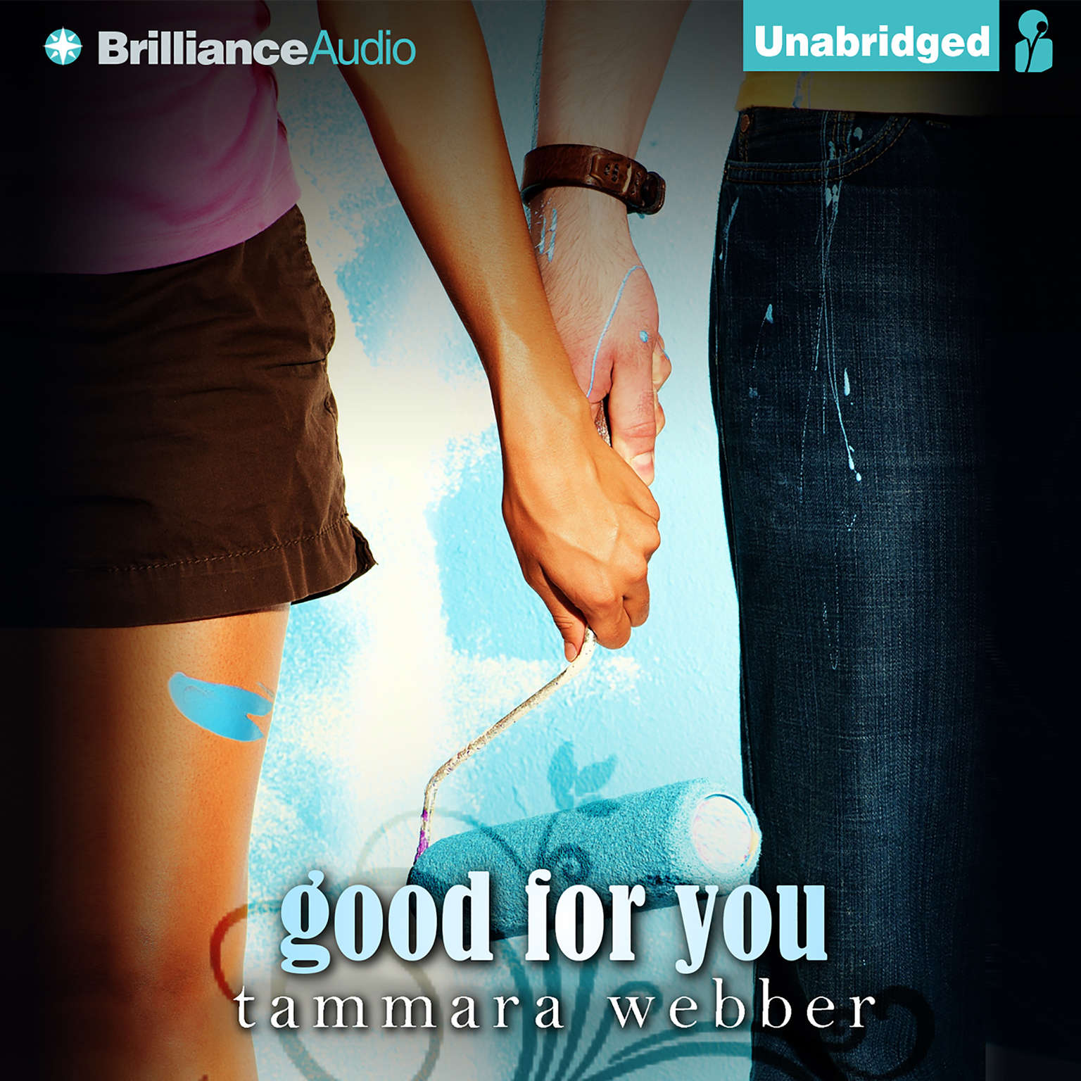 Printable Good For You Audiobook Cover Art