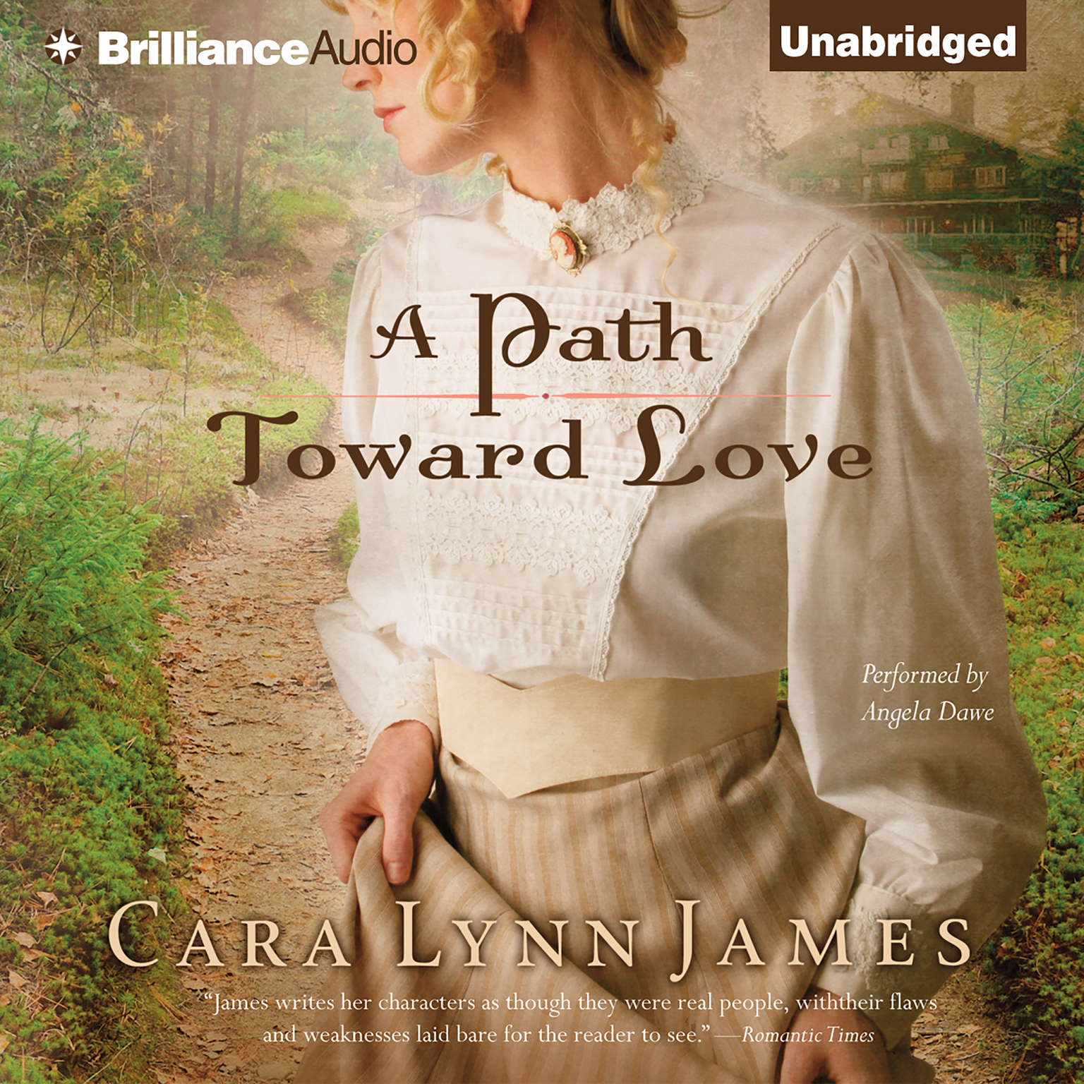 Printable A Path Toward Love Audiobook Cover Art