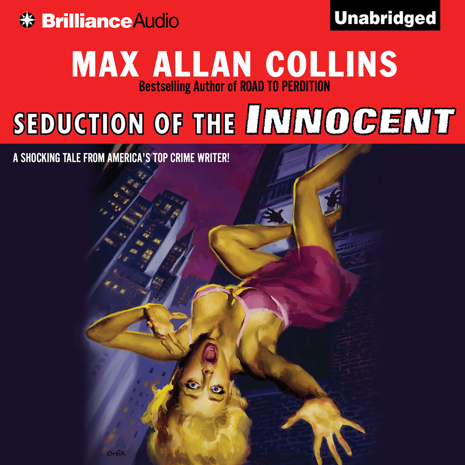 Printable Seduction of the Innocent Audiobook Cover Art