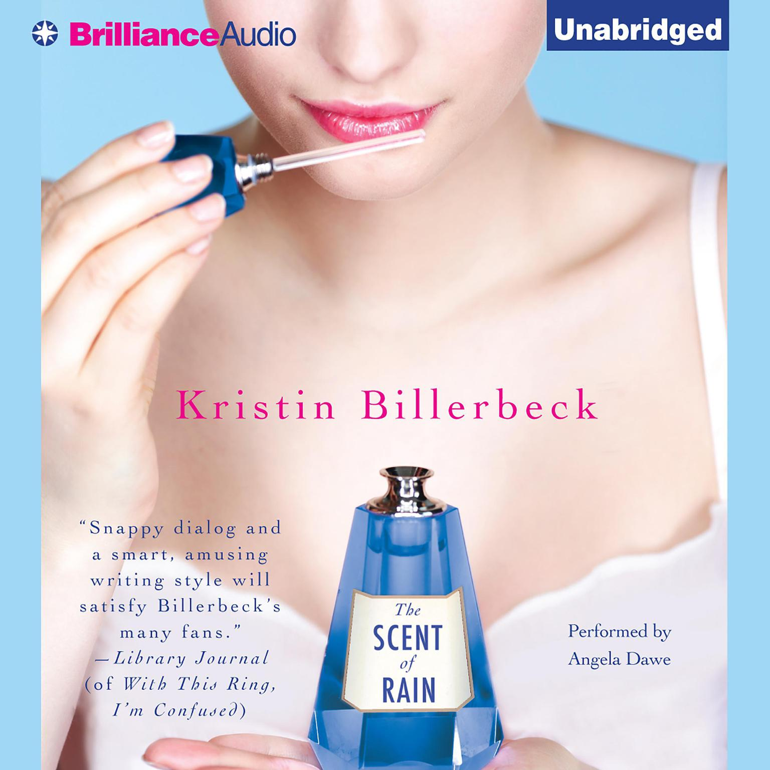 Printable The Scent of Rain Audiobook Cover Art