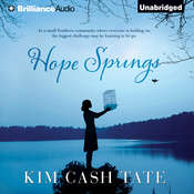 Hope Springs Audiobook, by Kim Cash Tate