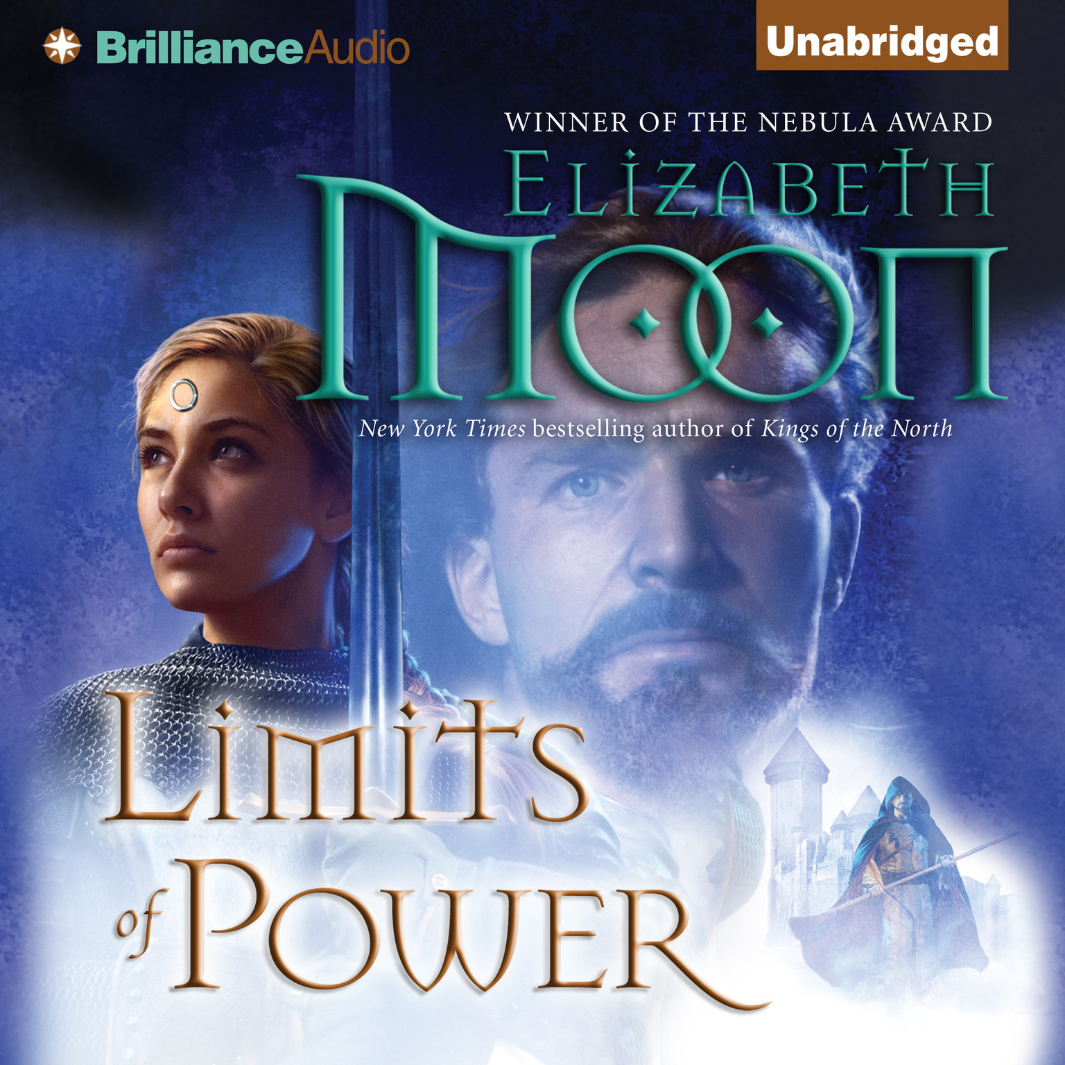 Printable Limits of Power Audiobook Cover Art