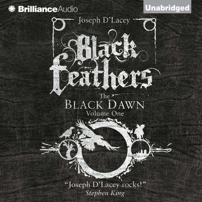 Black Feathers Audiobook, by Joseph D'Lacey