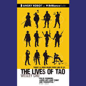 The Lives of Tao Audiobook, by Wesley Chu