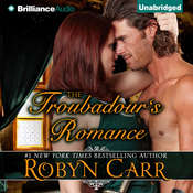 The Troubadours Romance Audiobook, by Robyn Carr
