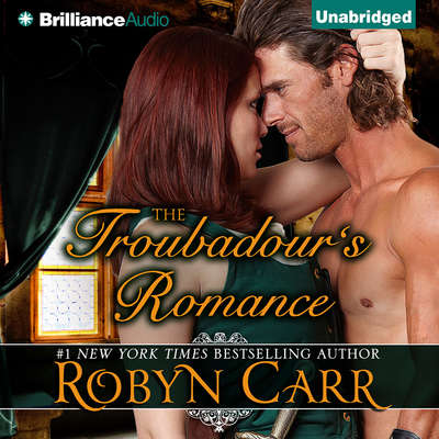 The Troubadours Romance Audiobook, by