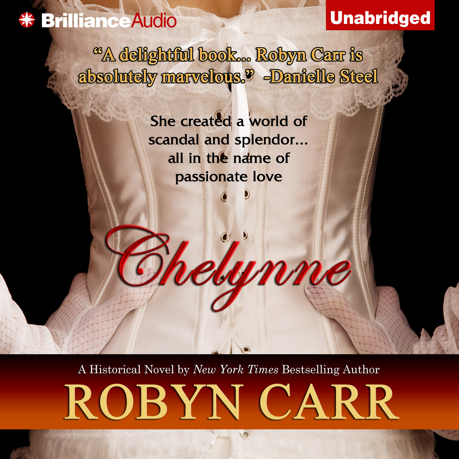 Printable Chelynne Audiobook Cover Art