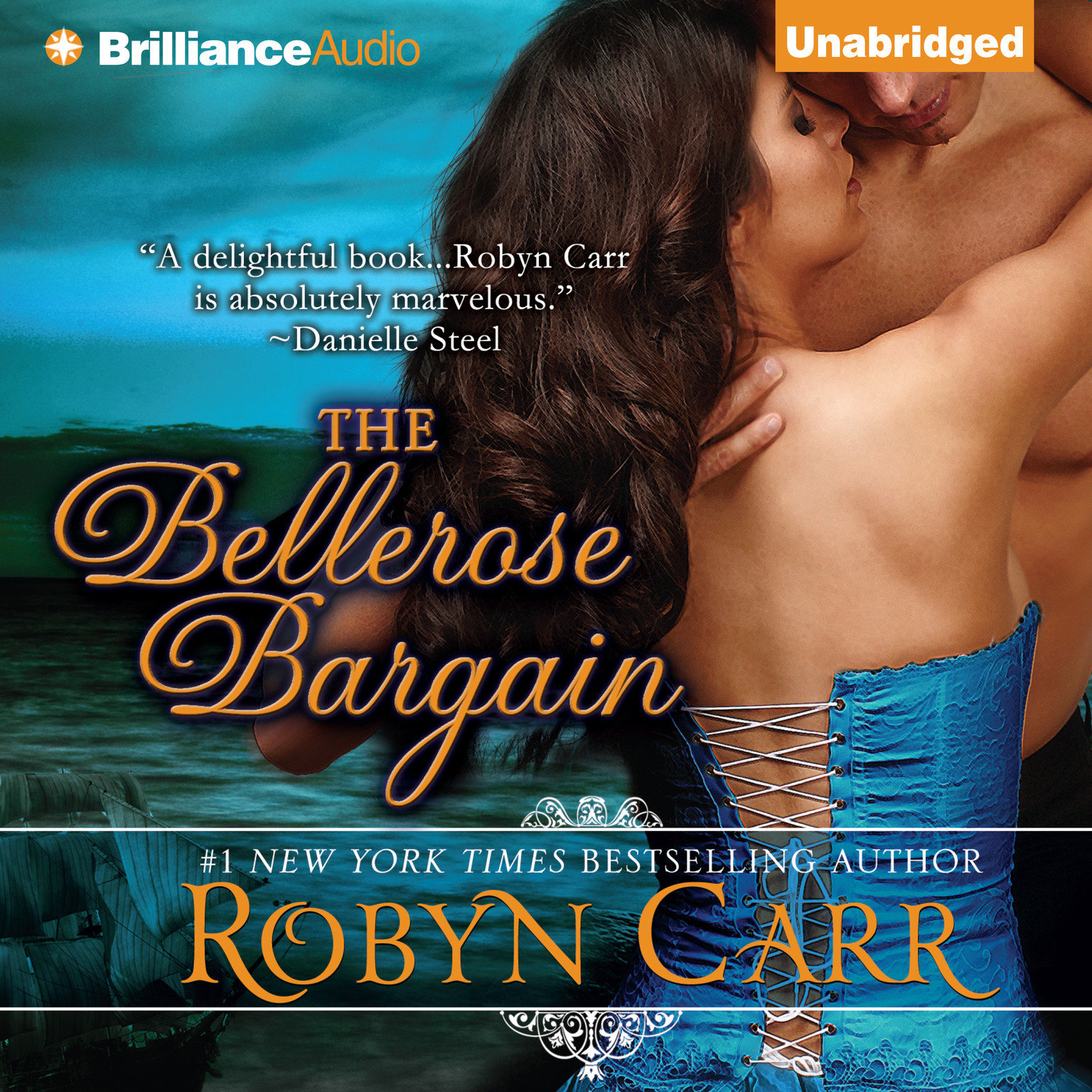 Printable The Bellerose Bargain Audiobook Cover Art