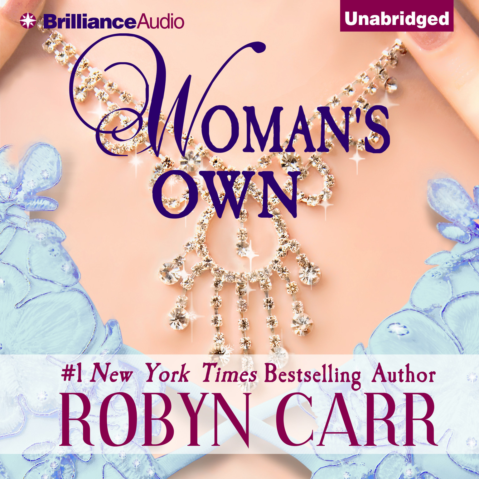 Printable Woman's Own Audiobook Cover Art