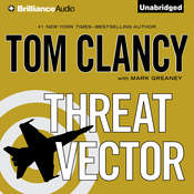 Threat Vector Audiobook, by Tom Clancy