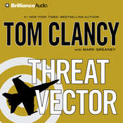 Threat Vector Audiobook, by Tom Clancy, Mark Greaney