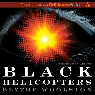 Black Helicopters Audiobook, by Blythe Woolston