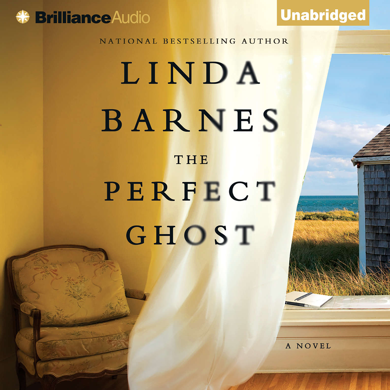 Printable The Perfect Ghost Audiobook Cover Art