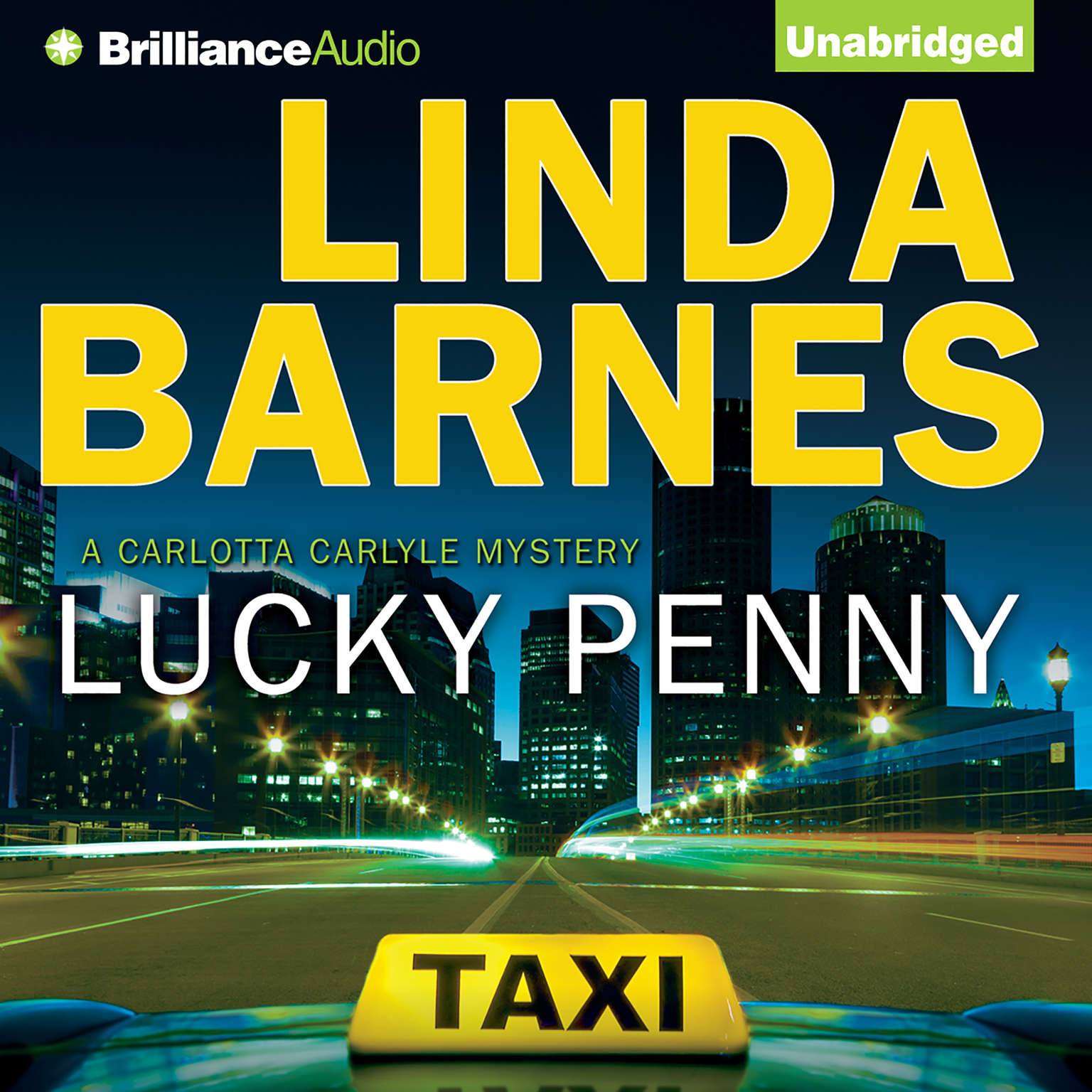 Printable Lucky Penny Audiobook Cover Art