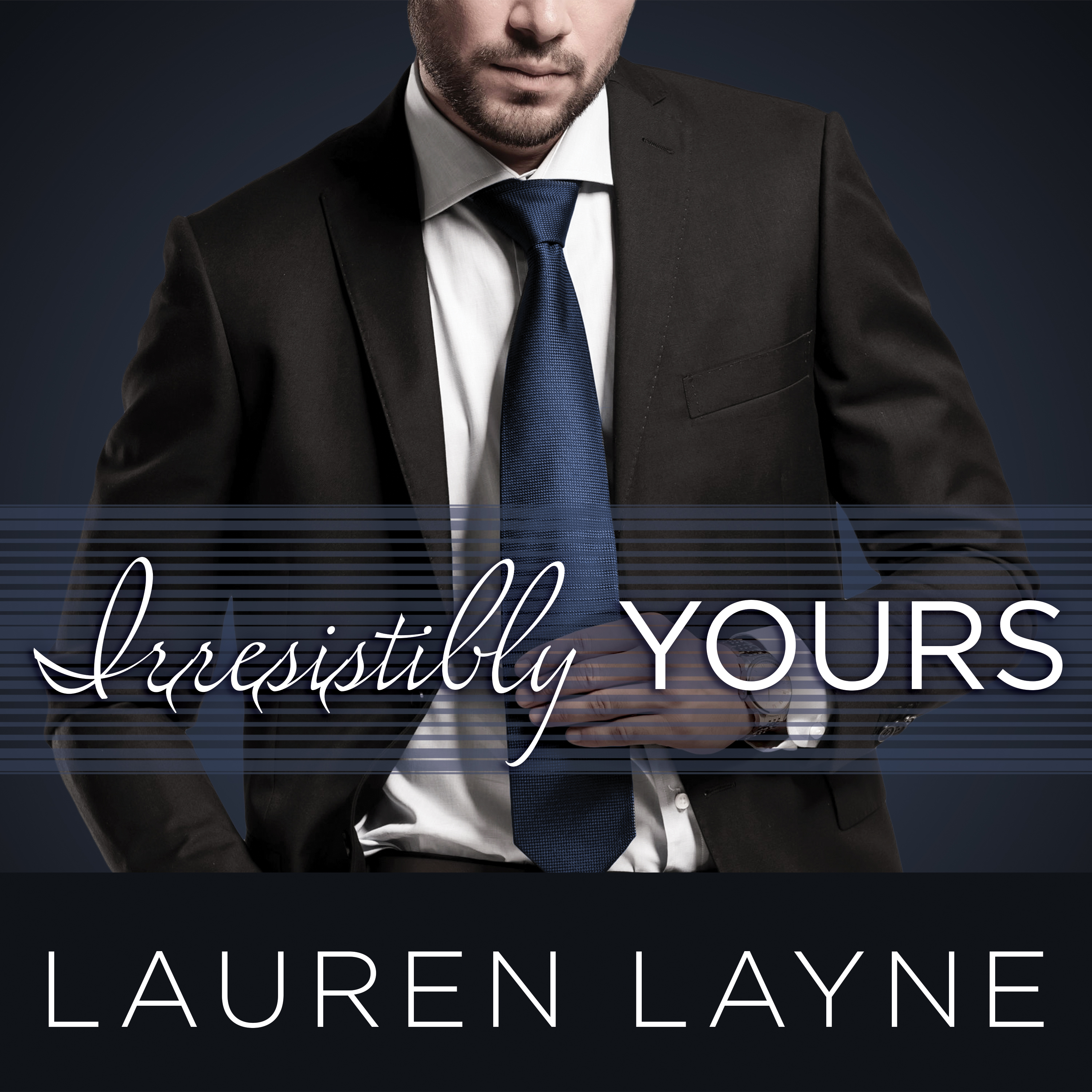 Printable Irresistibly Yours Audiobook Cover Art