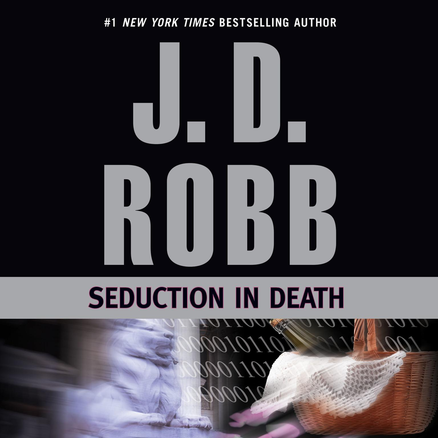 Printable Seduction in Death Audiobook Cover Art