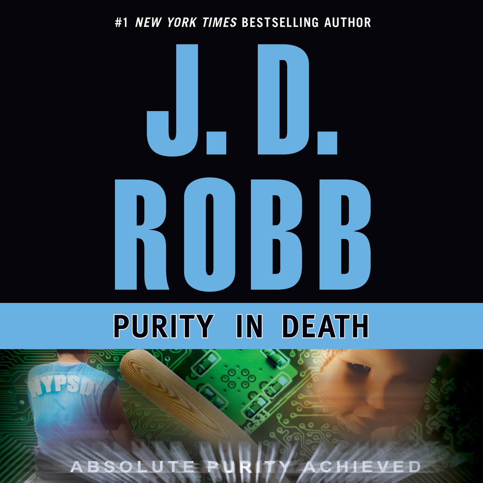 Printable Purity In Death Audiobook Cover Art