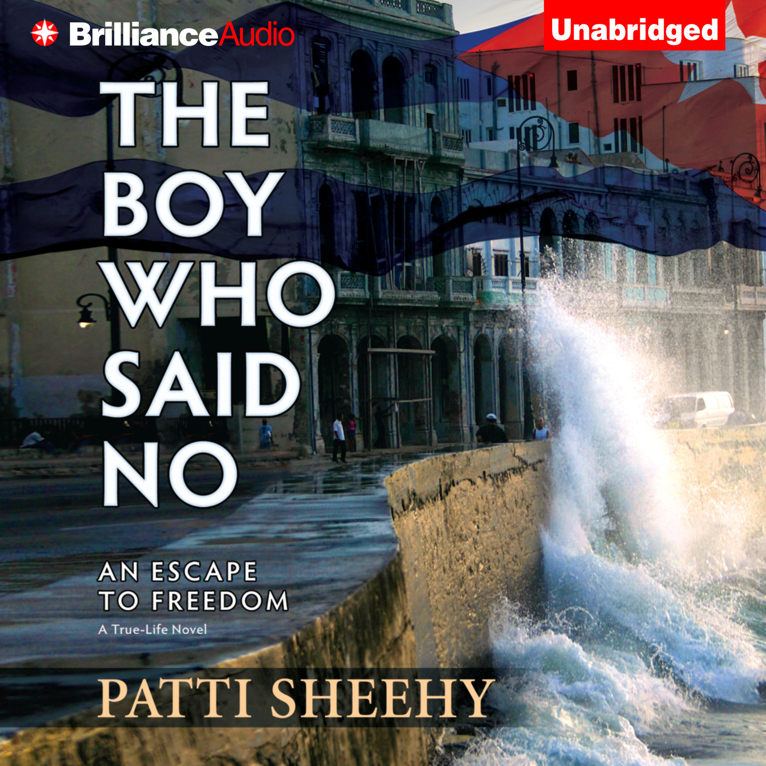 Printable The Boy Who Said No: An Escape To Freedom Audiobook Cover Art