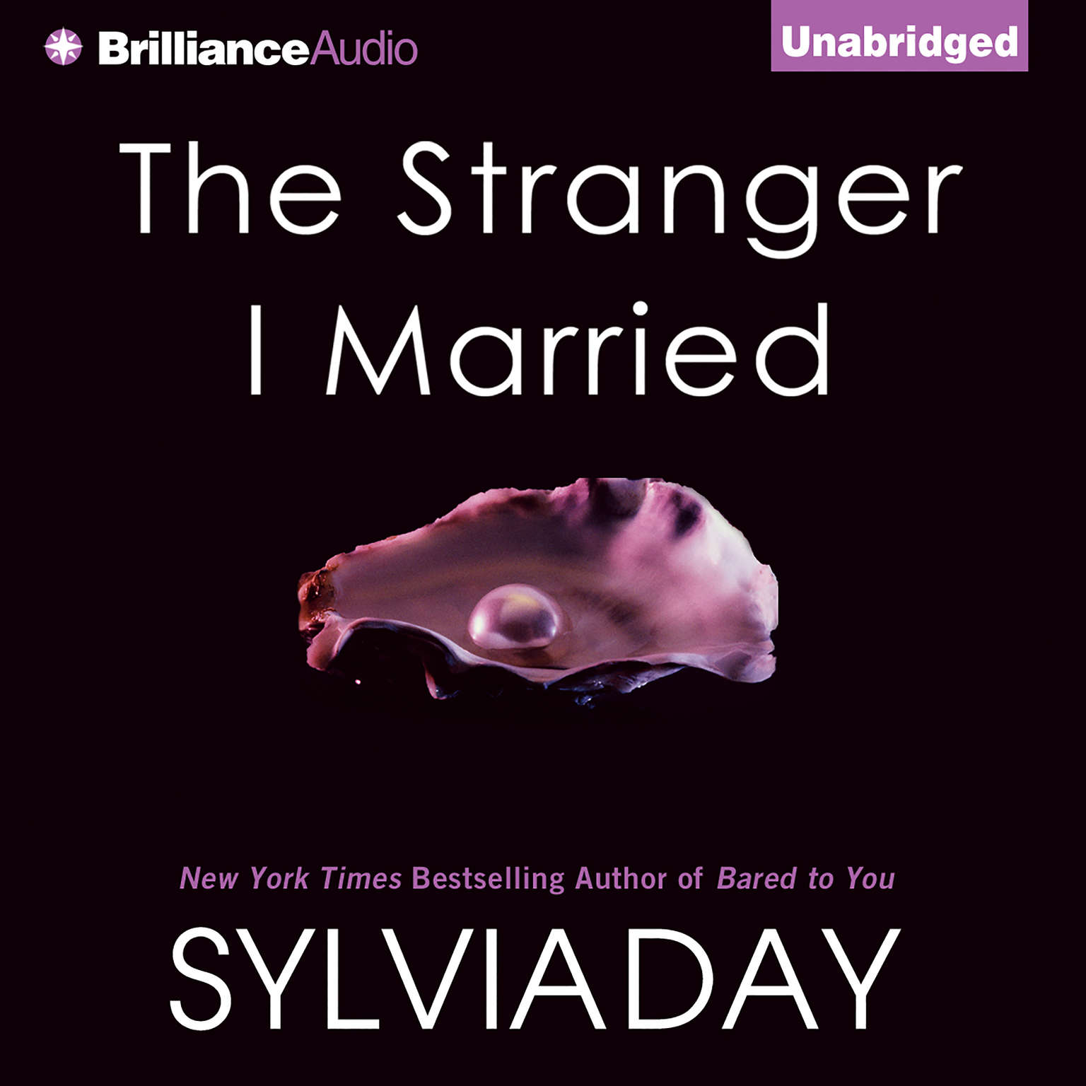 Printable The Stranger I Married Audiobook Cover Art