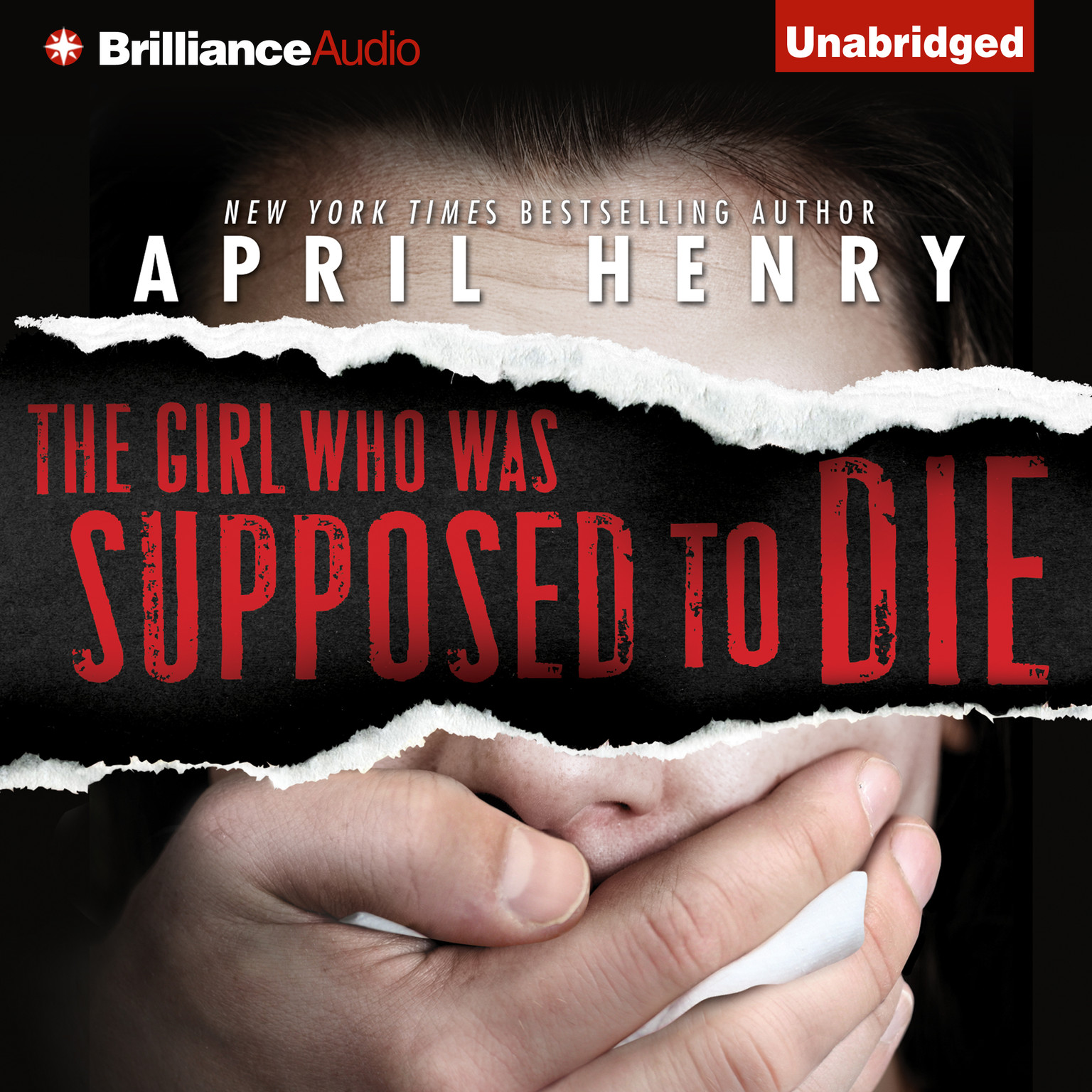 Printable The Girl Who Was Supposed to Die Audiobook Cover Art