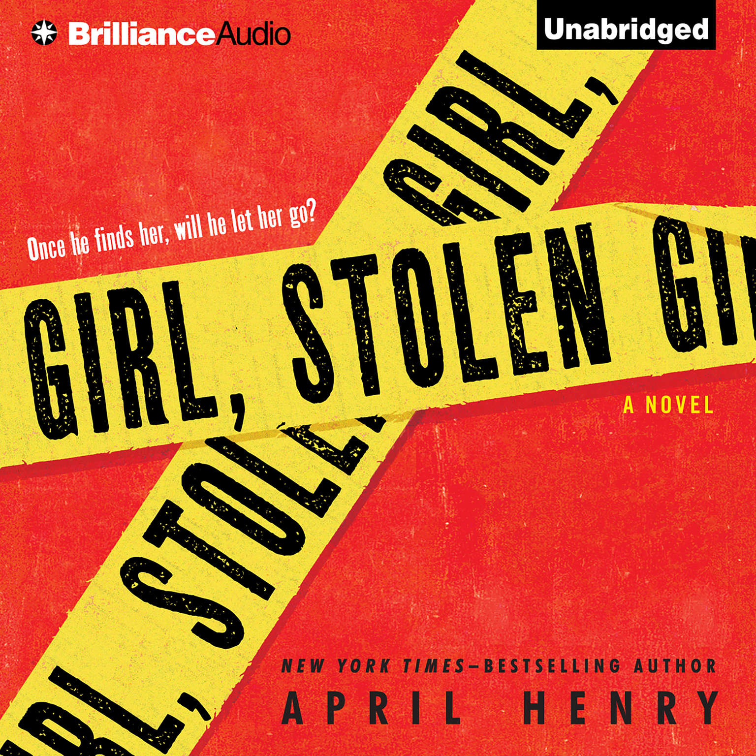 Printable Girl, Stolen Audiobook Cover Art
