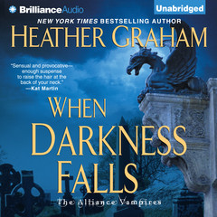 When Darkness Falls Audiobook, by Heather Graham